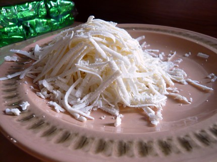 Grated Feta cheese