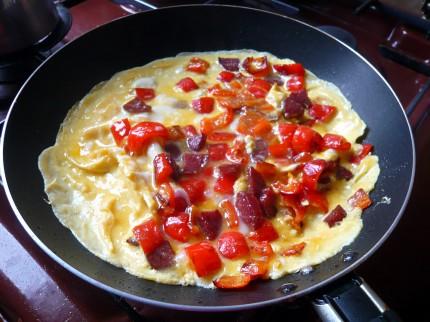 Easy breakfast cooking