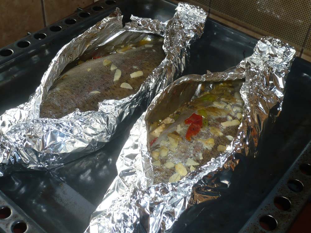 Oven baked stuffed fish for Oven baked fish recipes